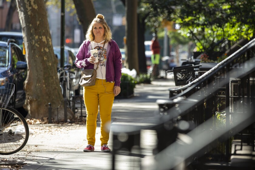 Jillian Bell  in 'Brittany Runs a Marathon'