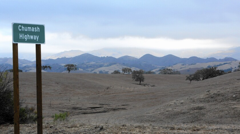Chumash Indians fighting over development plans