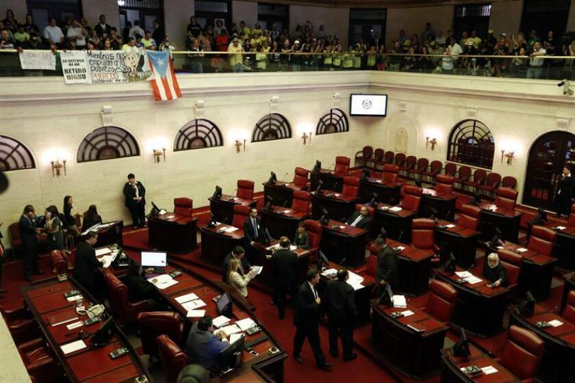 Senado de Puerto Rico aprueba con enmiendas, proyecto sobre el aborto