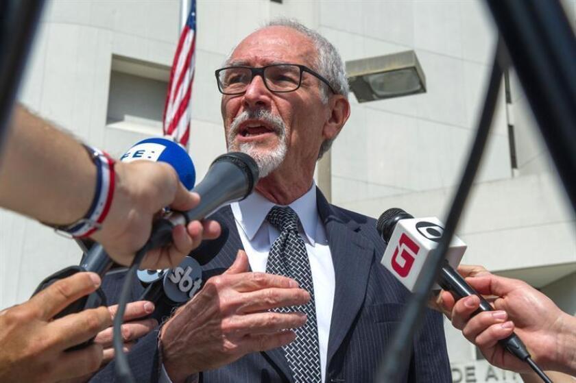 La defensa del brasileño Frederik Barbieri, considerado uno de los mayores traficantes de armas de Brasil y detenido en Florida la semana pasada, pidió hoy ante un juez de Miami la libertad bajo fianza de 1,5 millones de dólares para su cliente, tras llegar a un acuerdo con la Fiscalía. EFE/Archivo
