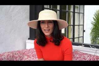 My Favorite Room   'NCIS: New Orleans' actress Necar Zadegan loves her balcony seat