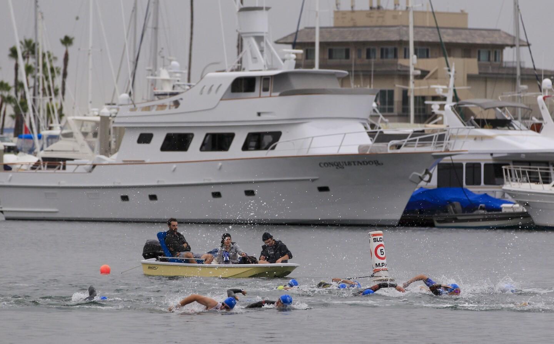 2019 San Diego International Triathlon