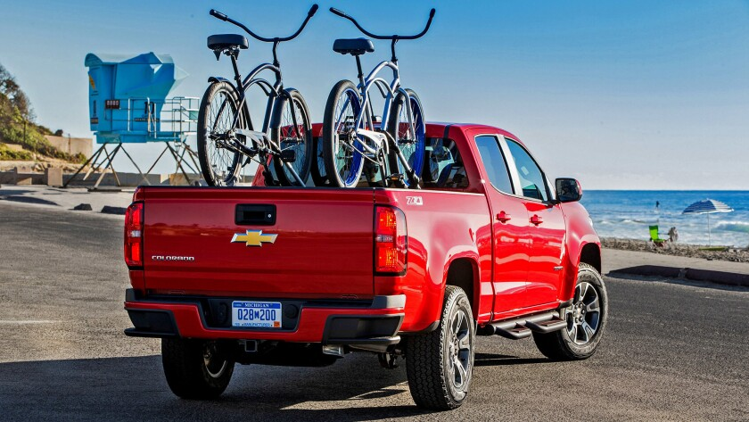 Review: 2018 Chevy Colorado 4WD LT: Finally, a midsized truck that