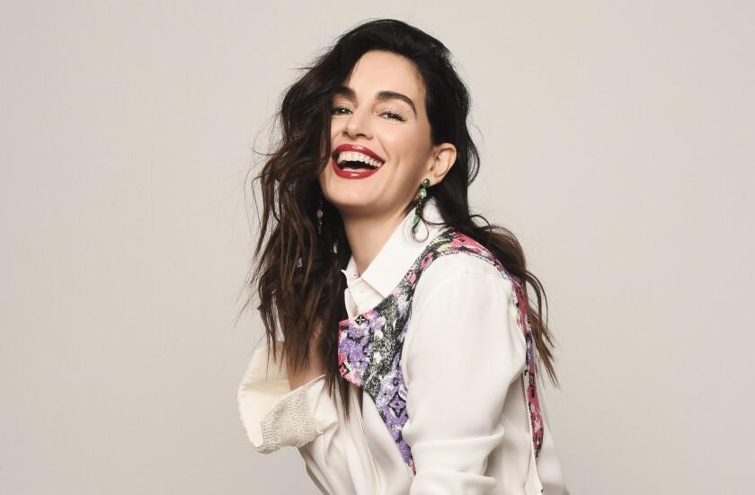 La actriz mexicana Ana de la Reguera tiene muchos proyectos para el 2021.