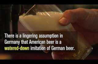 California beer maker thrives in Germany