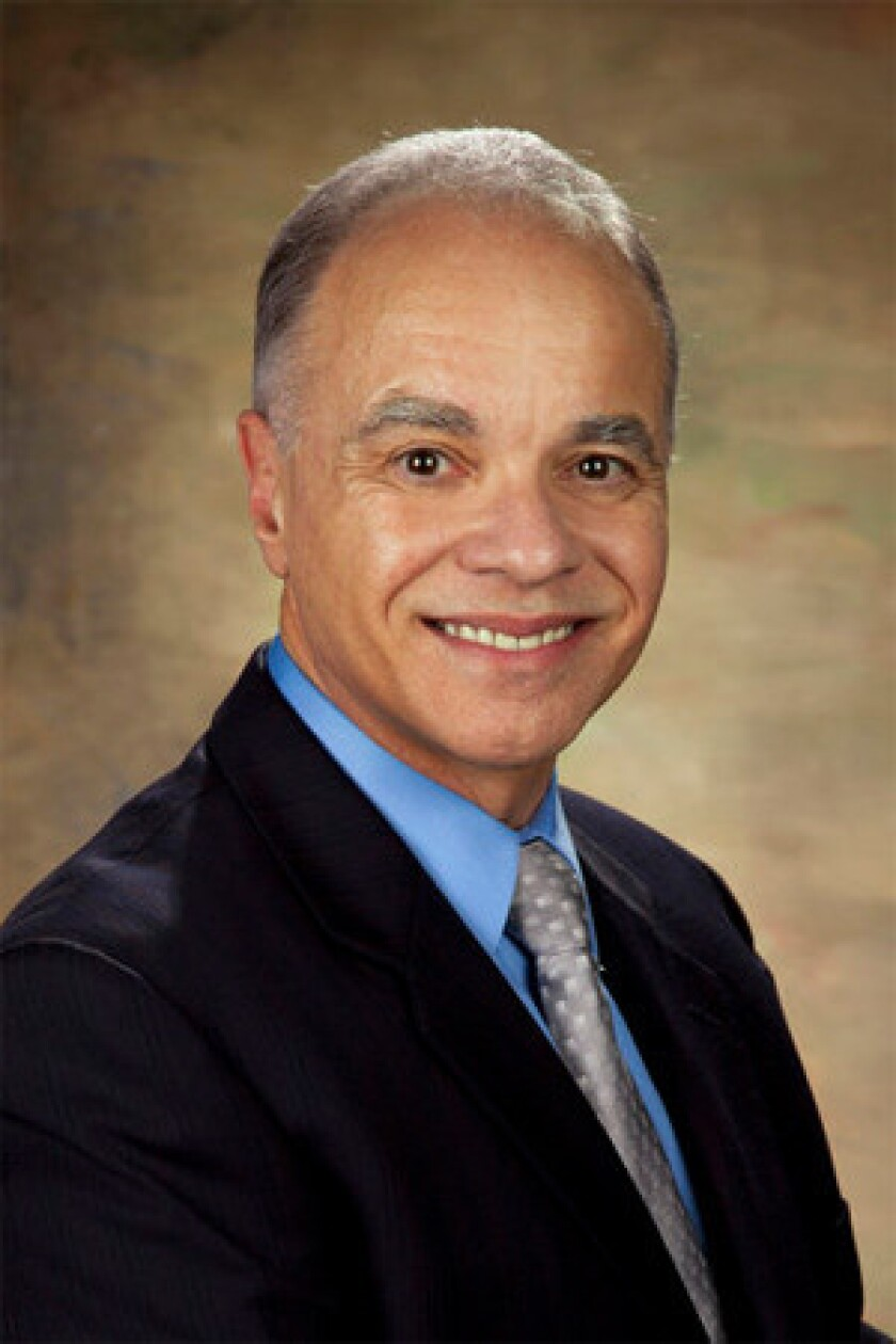 William A. Covino was appointed president of Cal State L.A.