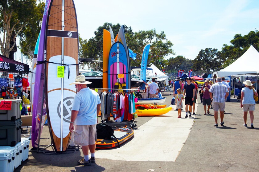 SD International Boat Show