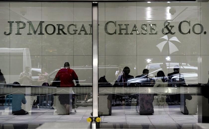 JPMorgan in settlement talks over Calif. energy market manipulation