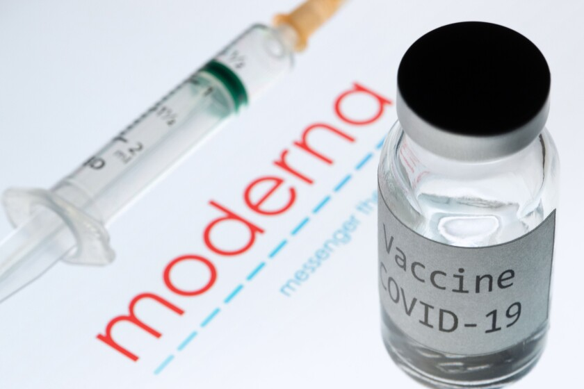 A COVID-19 vaccine from Moderna and NIH has become the second to receive emergency-use authorization from the FDA.