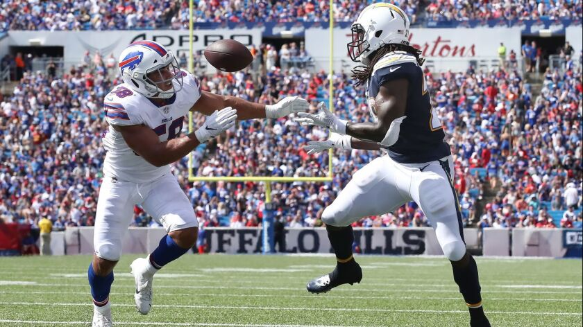 Los Angeles Chargers v Buffalo Bills