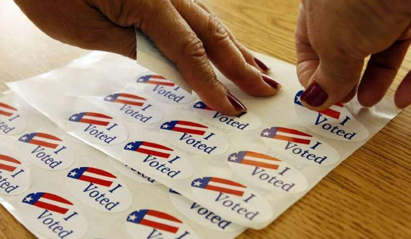 California voting