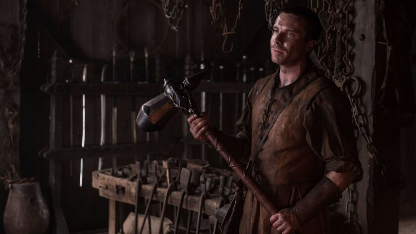 "Joe Dempsie stars as Gendry on ""Game of Thrones."""