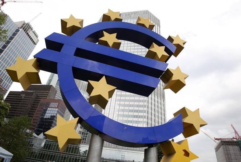 Eurozone recession ends