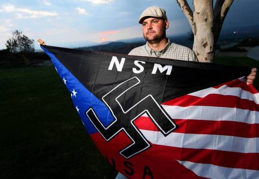 Trial to resume in neo-Nazi leader's slaying