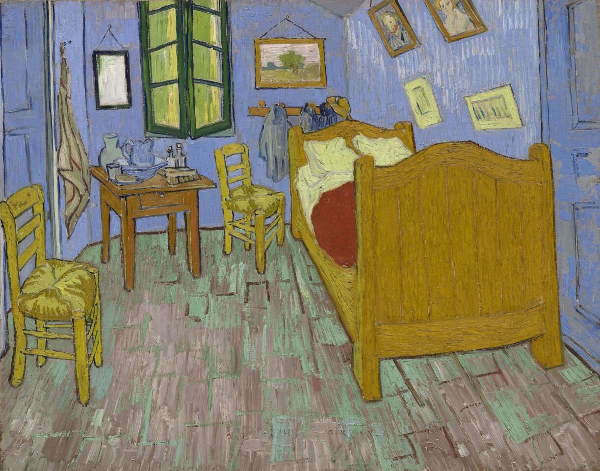 """""""Van Gogh's Bedrooms"""""""
