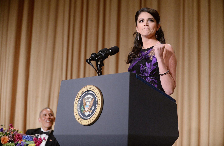 2015 White House Correspondents' Assn. Gala
