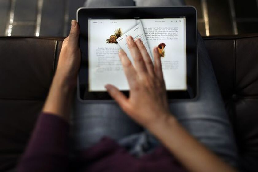 E-books price fixing? Book 'em