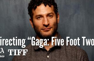 Director Chris Moukarbel discusses the most surprising thing about Lady Gaga