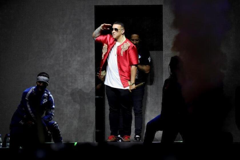"""Daddy Yankee lanza nuevo tema, """"Instagram"""", con N.Natasha y grupo de """"djs"""""""