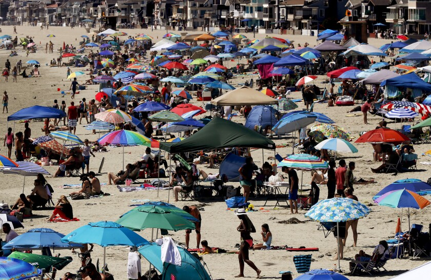 Heat wave turns up temperatures across Southland