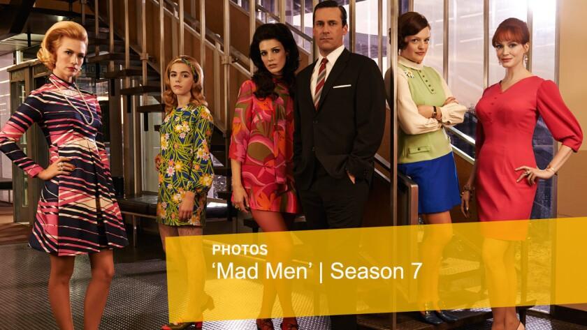 'Mad Men' | Season 7