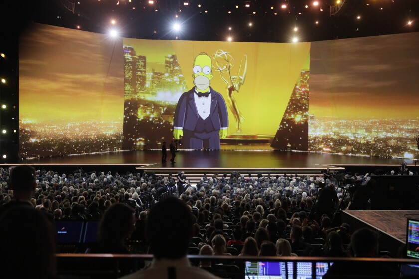 Homer Simpson, 71st Primetime Emmy Awards