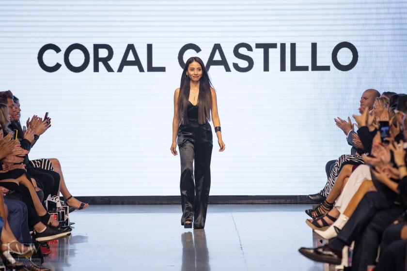 2019 MAFI Award winner Coral Castillo