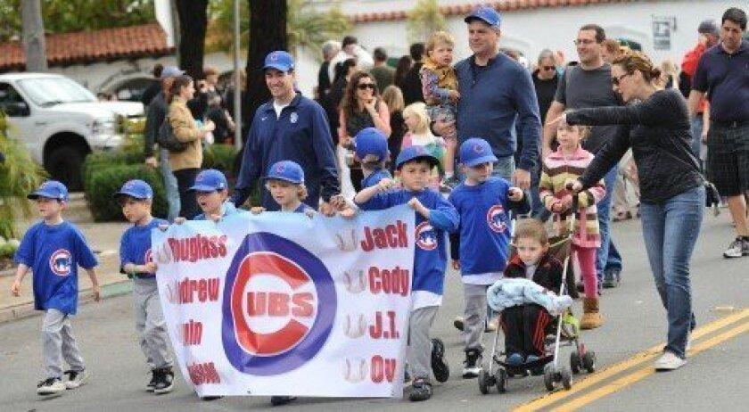 T-ball Cubs