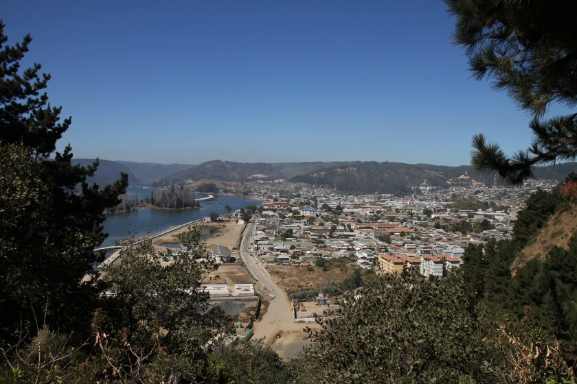Earthquake lessons: A Chilean city develops a new way of living with nature