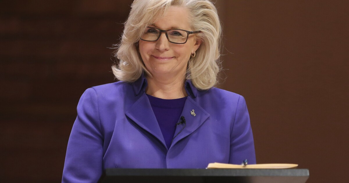 Key House Republican Liz Cheney says she'll vote to ...