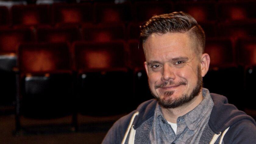 "Playwright Mat Smart premieres ""Kill Local"" at the La Jolla Playhouse this week."