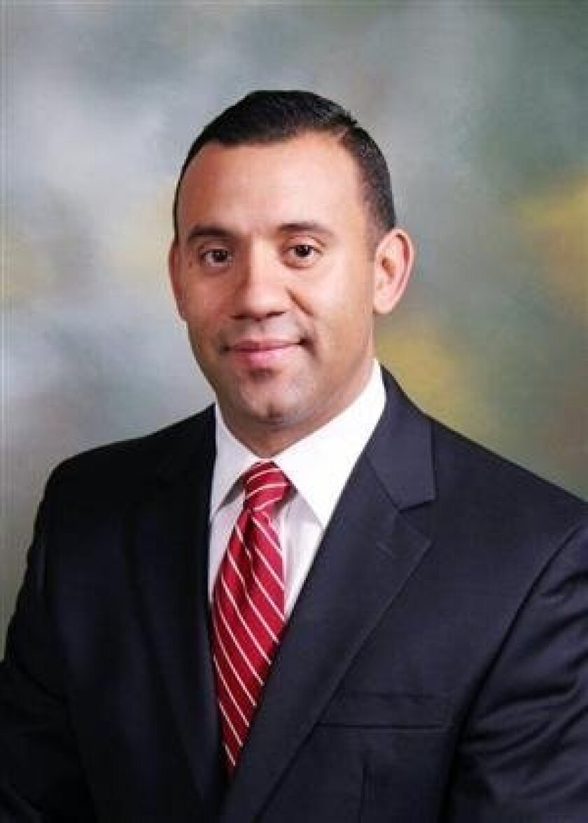 Dr. Julio Fonseca has been named the new superintendent of the San Ysidro School District. He'll take the helm starting July 1.