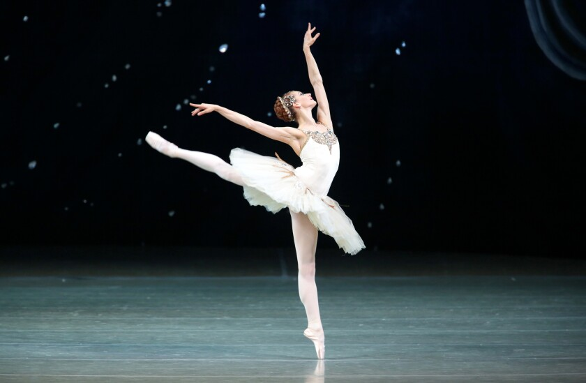 Ekaterina Kondaurova of Mariinsky Ballet