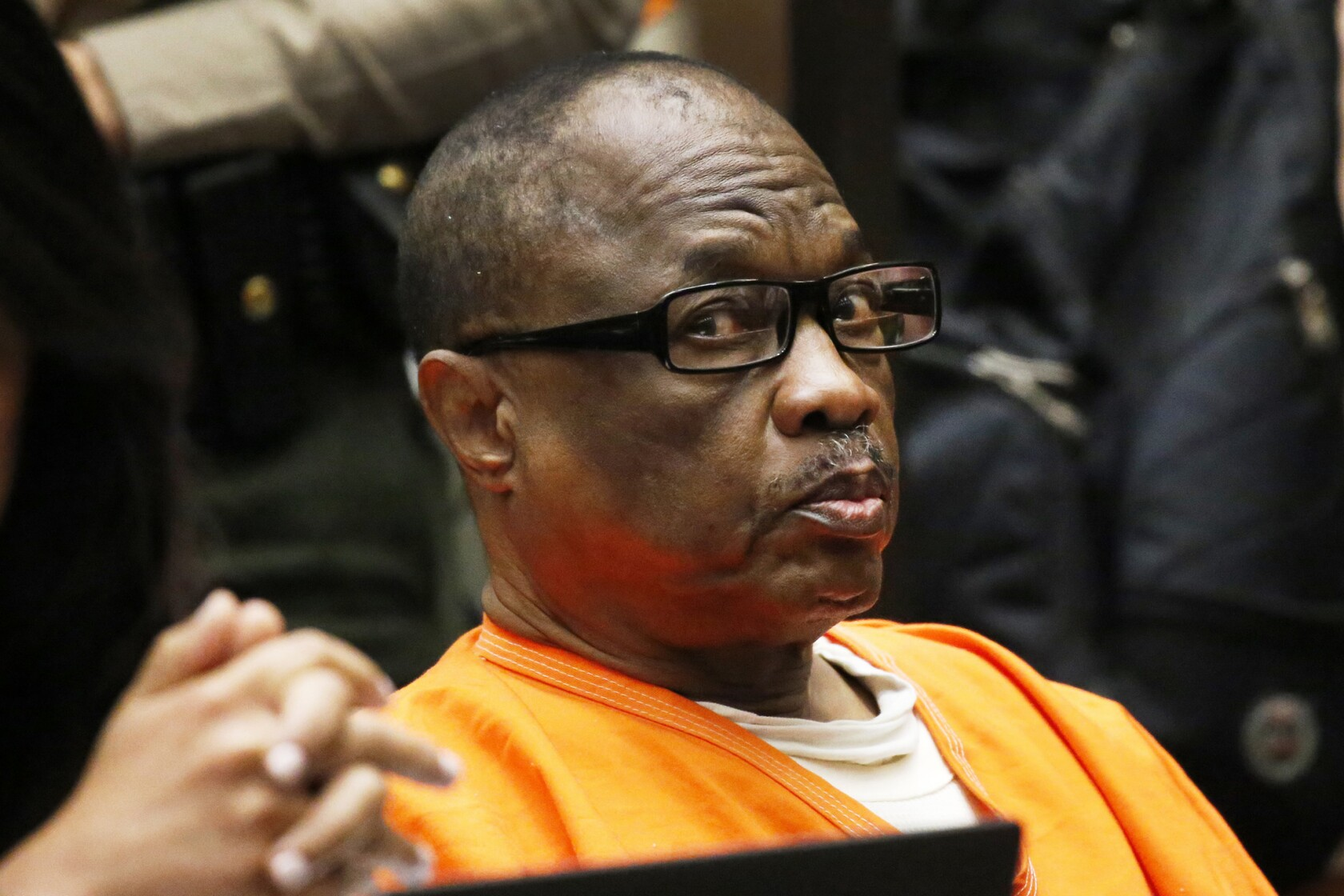 The 'Grim Sleeper' is sentenced to death for string of
