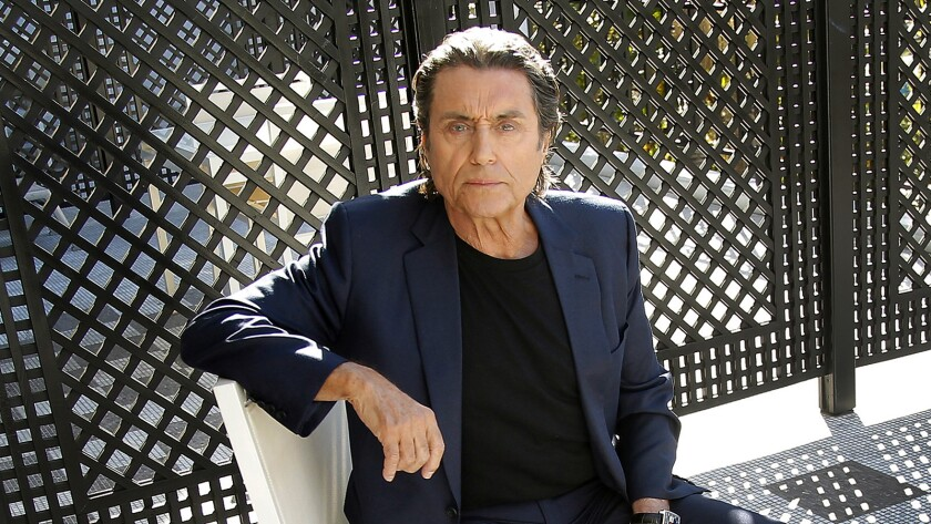 """British actor Ian McShane is reprising his role as a hotelier in """"John Wick Chapter 2."""""""