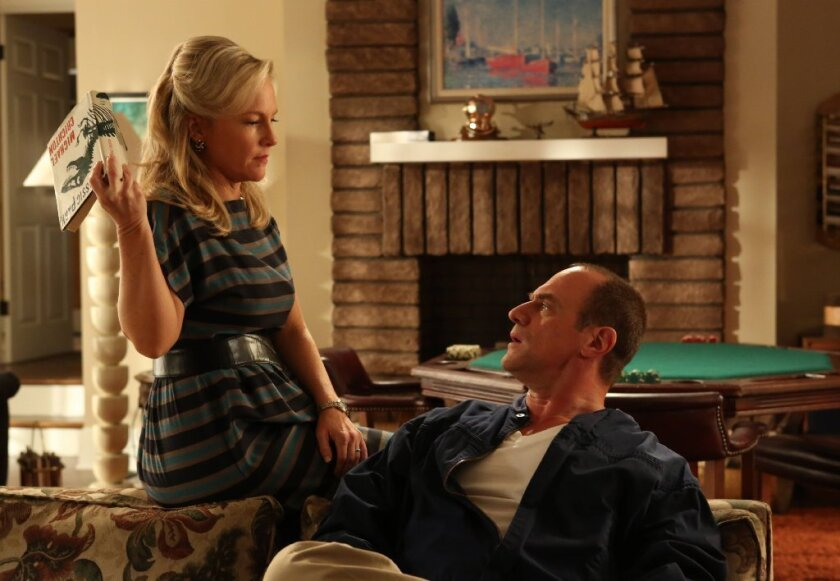 """Surviving Jack,"" with Christopher Meloni and Rachael Harris, allows its parents to have brains."