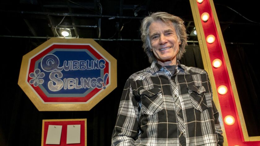 """Luann comic strip cartoonist Greg Evans of San Marcos has written several musicals inspired by the characters in Luann and other family relationships. On Jan. 25, Evans will premiere his latest musical, """"Quibbling Siblings"""" at Patio Playhouse in Escondido."""
