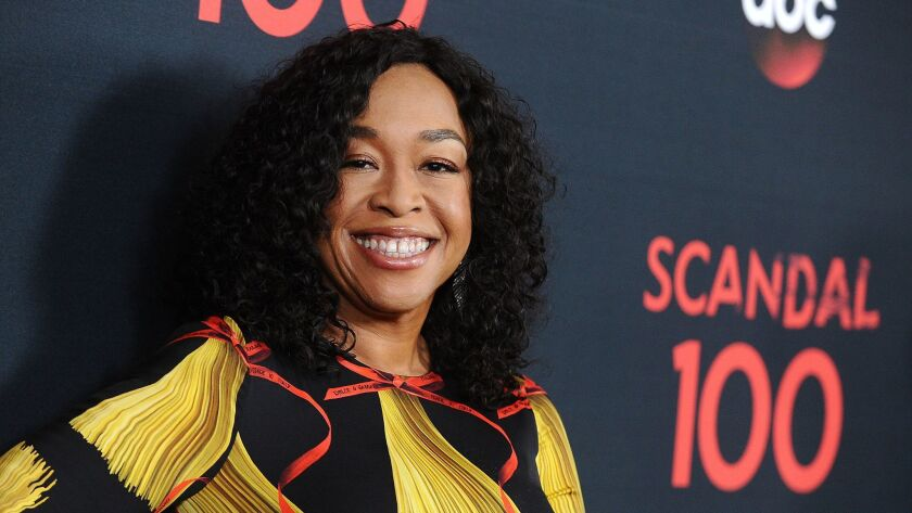 Producer Shonda Rhimes has just unveiled what she has in the works for Netflix.