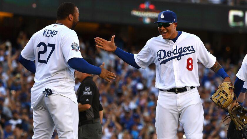 ***BESTPIX*** National League Tiebreaker Game - Colorado Rockies v Los Angeles Dodgers