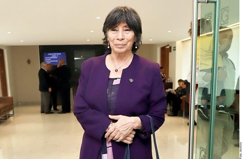 La actriz Mónica Miguel fallece en medio de circunstancias desconocidas.