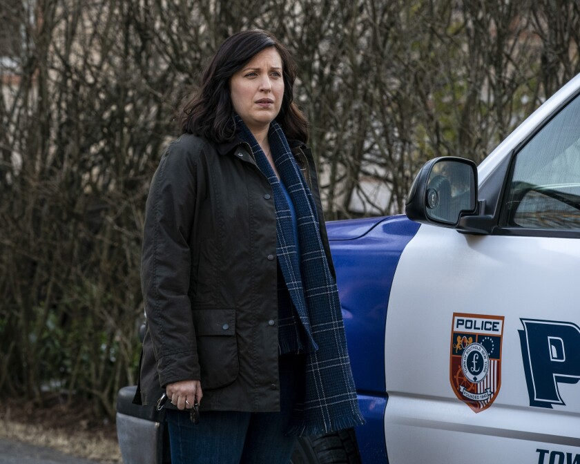 "Allison Tolman in ""Emergence"" on ABC."