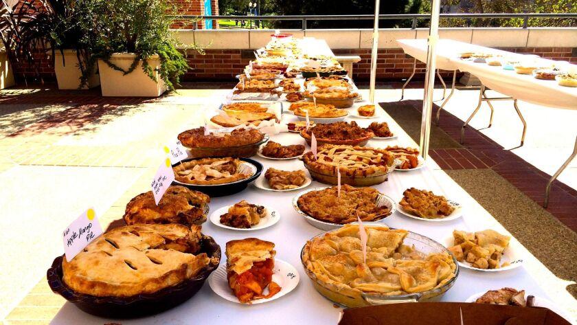 KCRW Good Food Pie Contest.