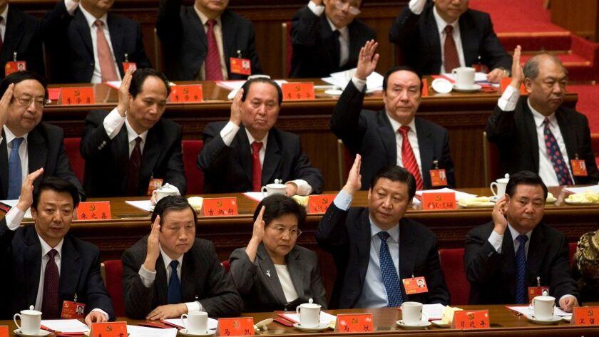 Xi Jinping Li Keqiang
