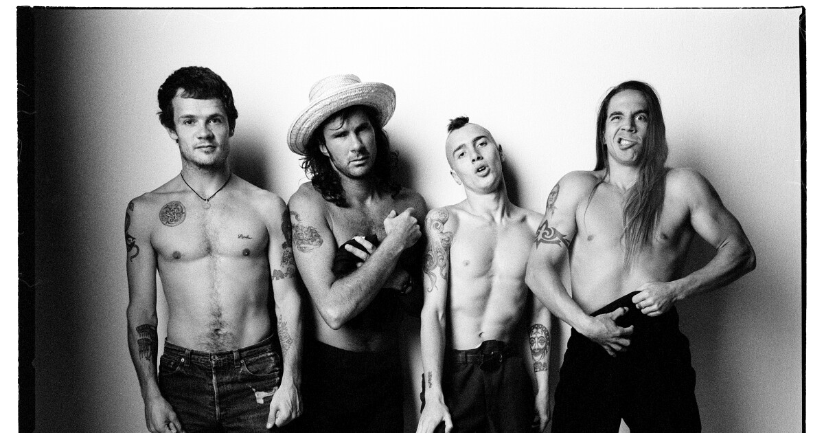 'A magic world': An oral history of the Red Hot Chili Peppers' 'Blood Sugar Sex Magik'