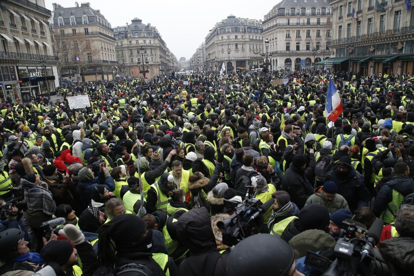 France protests