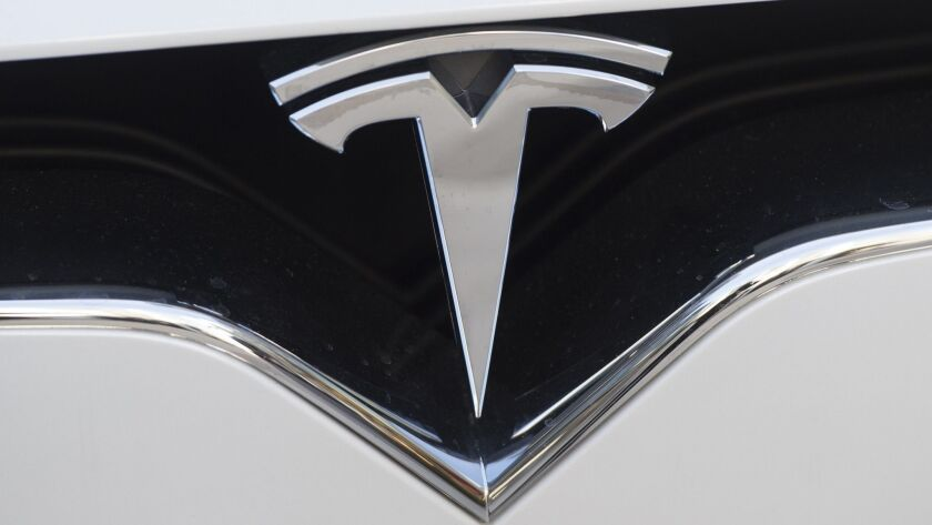 Tesla's logo could be pledged as collateral for credit, analysts say -- just as Ford did during the depths of its financial distress.