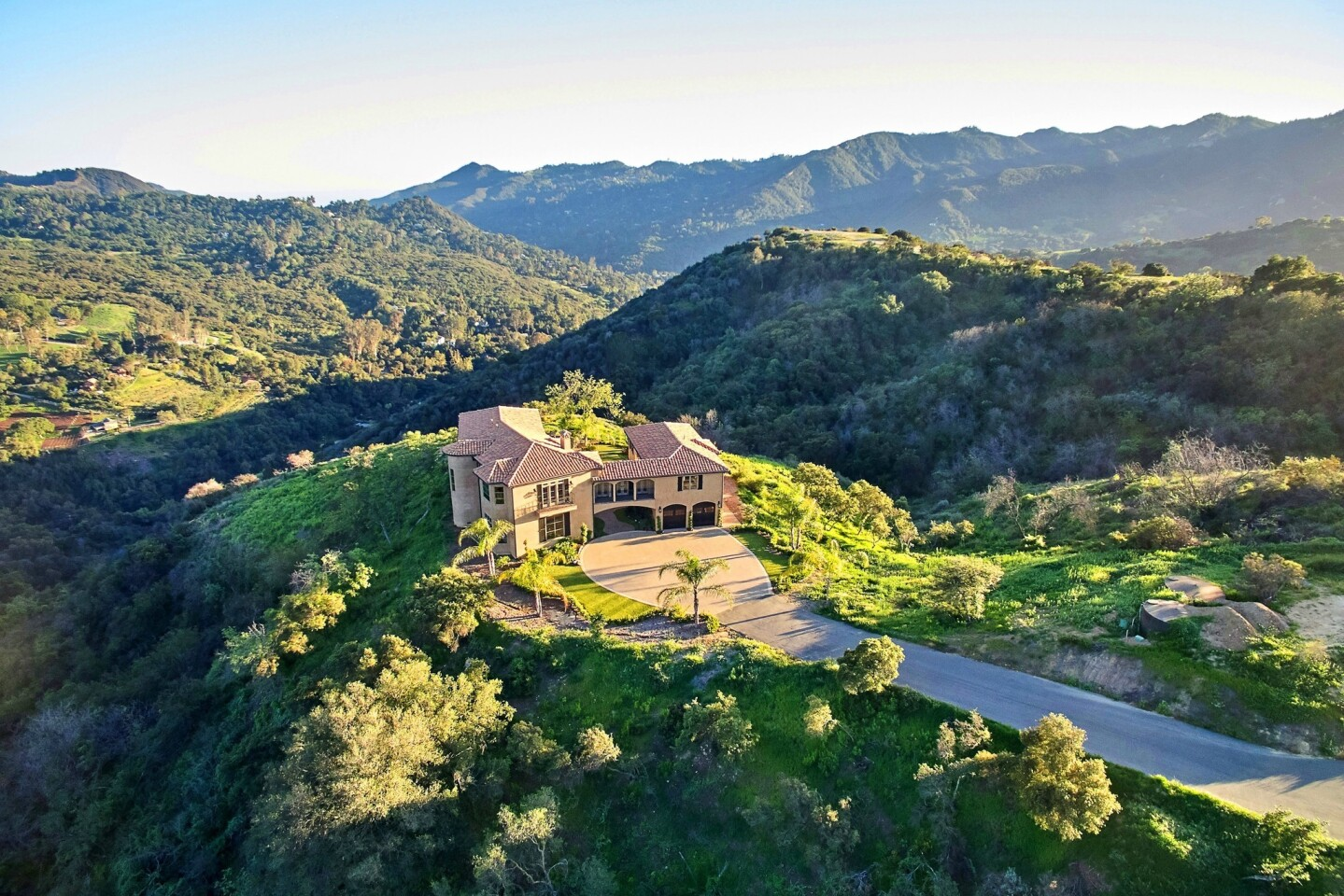 Home of the Day: Getting away from it all -- in style