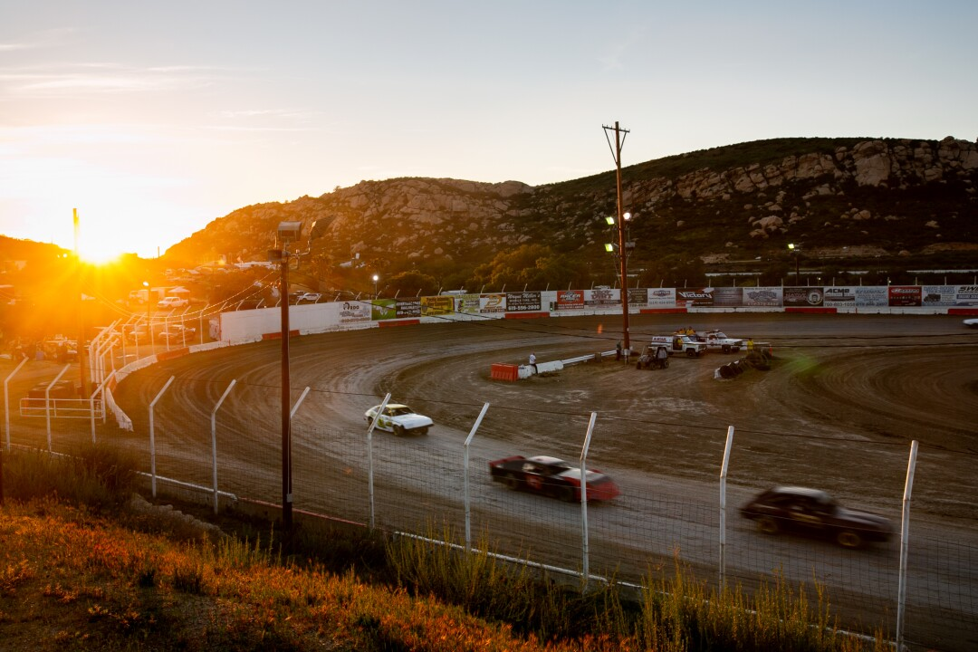 Barona Speedway
