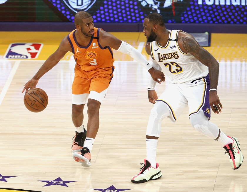 Key to Lakers forcing a Game 7? LeBron James' turnovers - Los Angeles Times