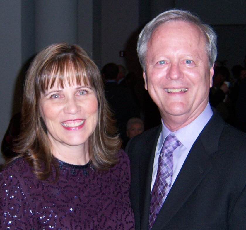 Erin and Gary Lewis